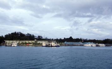 pelabuhan domestik sekupang batam
