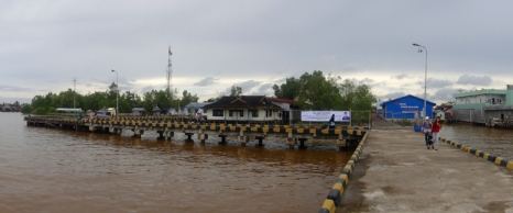 pelabuhan kuala tungkal