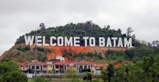 selamat datang di kota Batam