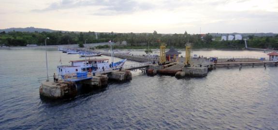 Pelabuhan Pamatata Kabupaten Selayar