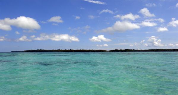 gugusan Pulau Tuangku