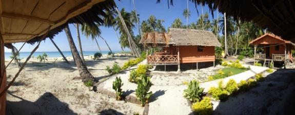 cottage in Palambak Besar