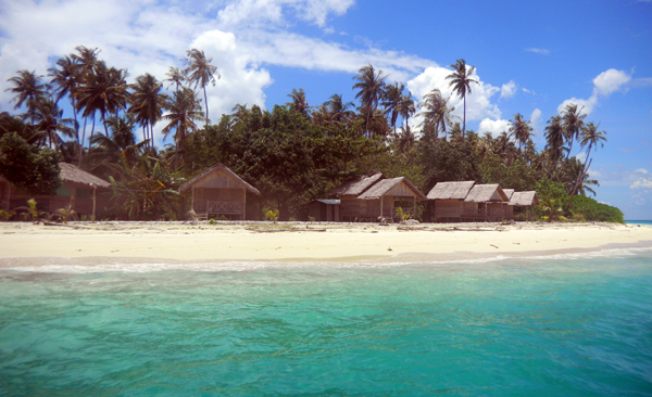 Cottage di Sikandang