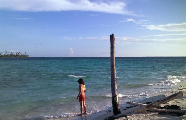dahan di Pulau Gosong