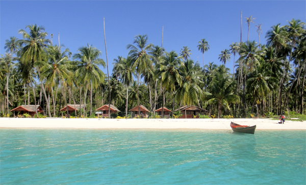 Pulau Palambak Besar