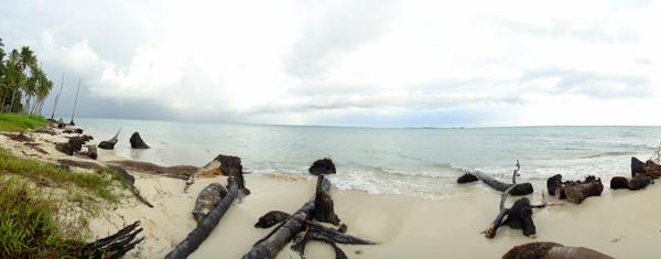 pantai utara  Palambak Besar