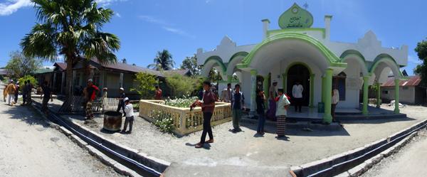 masjid di Pulau Balai