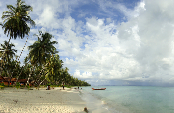 alam Pulau Palambak Besar