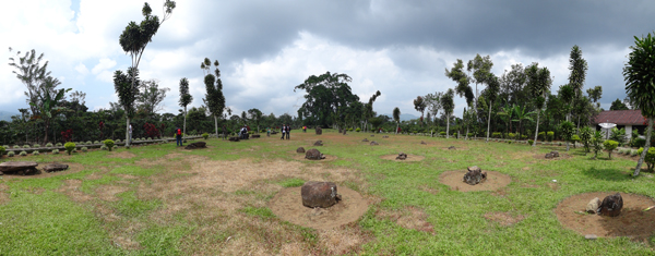 Situs Purbakala Sekala Brak - Purajaya, Lampung Barat