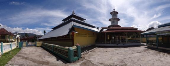 Masjid Kuno Kota Tua