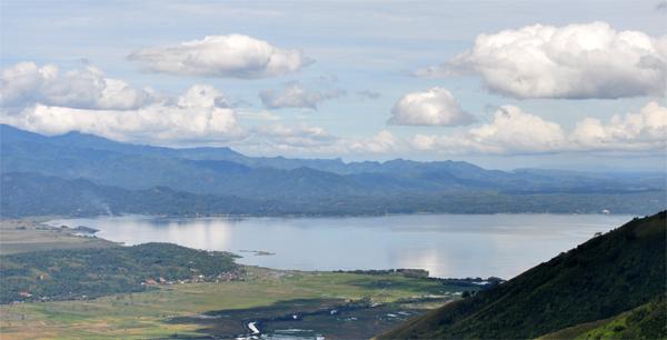 pemandangan Danau Kerinci