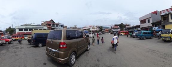 terminal kota Sungai Penuh