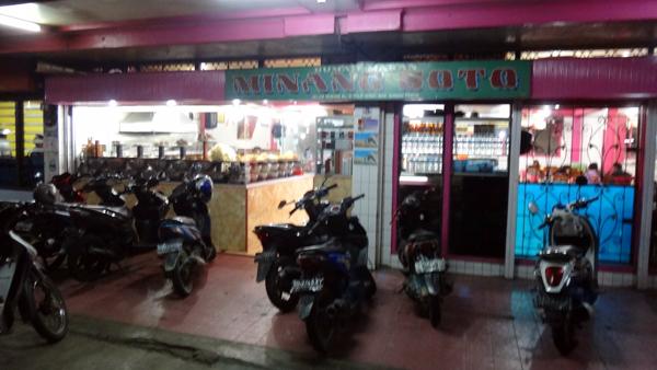Minang Soto - Jalan Muradi No 3 , Sungai Penuh