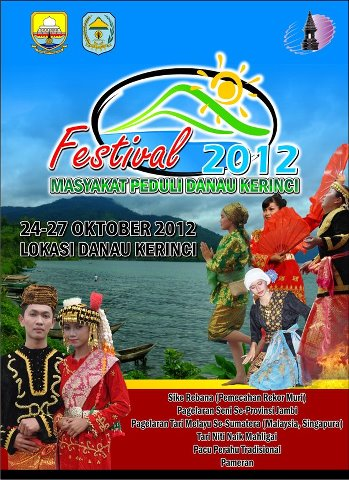 Festival Peduli Danau Kerinci 2012