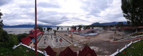 Pesanggrahan - lokasi Festival Danau Kerinci