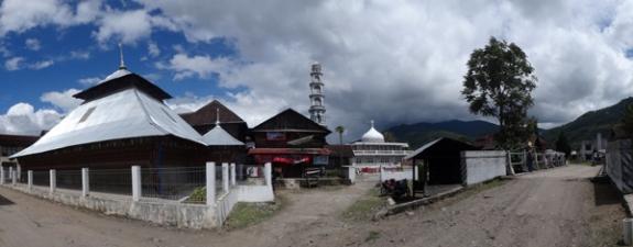 Masjid Keramat Tua Lempur Mudik