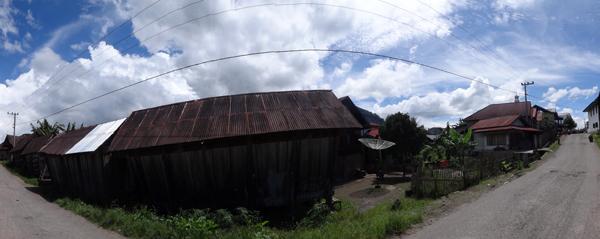 Lumbung Padi - Lempur Mudik , Kecamatan Gunung Raya , Jambi