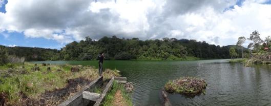 Aura Misti Danau Lingkat