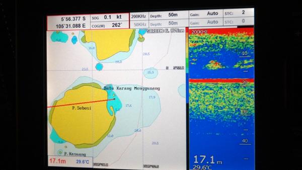 GPS - membantu nakoda mengemudikan kapal