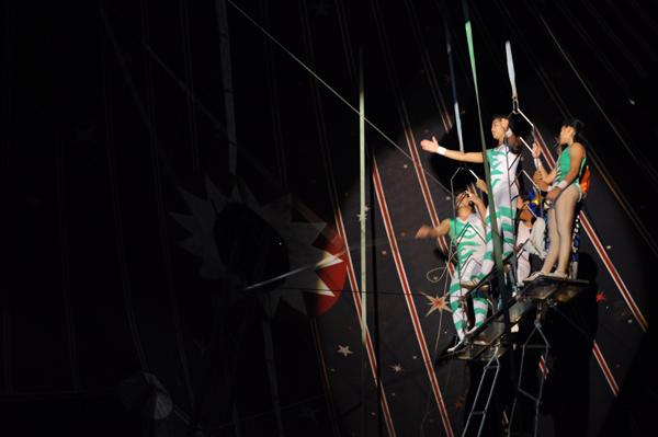 Sirkus - hiburan bagi tua dan muda