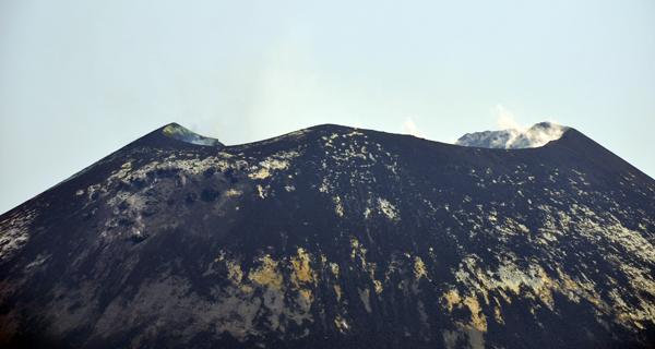 puncak anak Krakatau