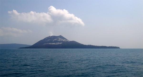 Ritual Festival - mengelilingi Anak Krakatau