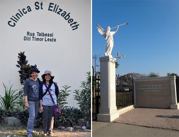 bermalam- Kesusteran St Elizabeth di TaiiBesi