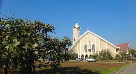 Katedral Imaculada, Dili