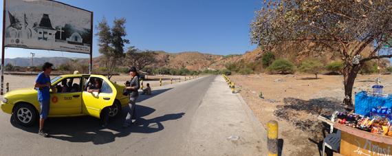 menawar - taxi tanpa argo dan ac di Dili, Timor Leste