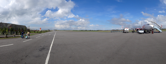 Bandar Udara Tengkayu, Tarakan