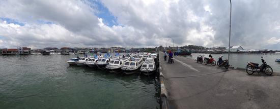 Pelabuhan Tengkayu, Tarakan
