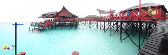 Hujan - Maratua Paradise Resort