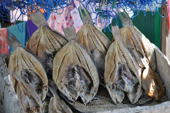ikan asin asli Derawan