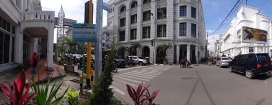 Landmar kota Medan - Gedung London Sumatra