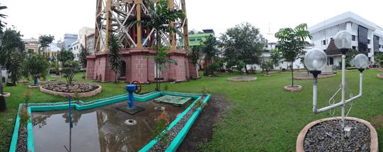 Land Mark kota Medan - Tower Air Tirtanadi