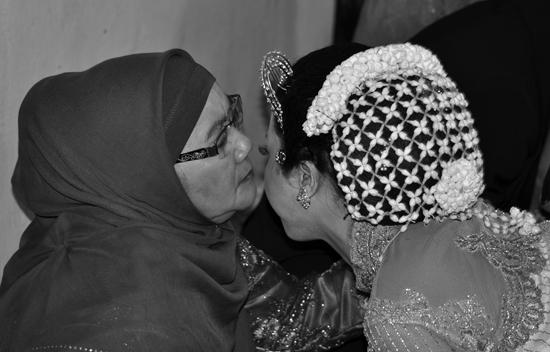 ciuman untuk ibu