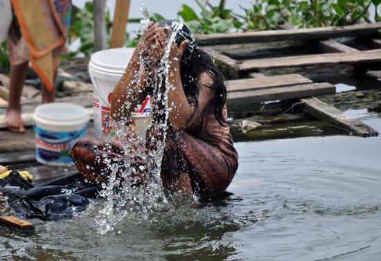 air dan manusia tidak terpisahkan