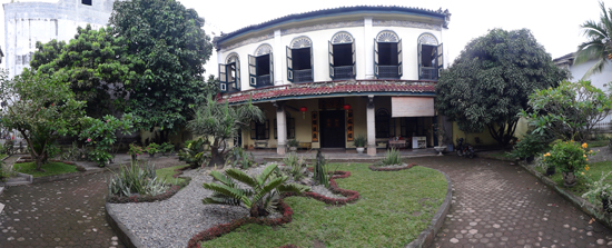 Rumah Tjong A Fie - Bangunan bersejarah di Kota Medan