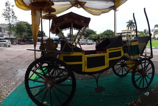 Kereta Kencana Kesultanan Melayu-Deli