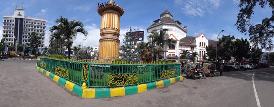 titik nol kota Medan
