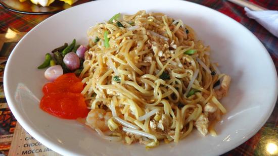 hidangan oriental - ifo mie yummy
