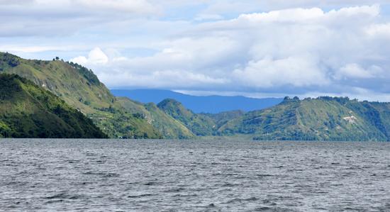 Danau Toba - danau vulkanik terbesar di Asia Tenggara