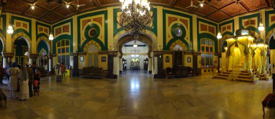 Istana Maimoon dikunjungi pelancong