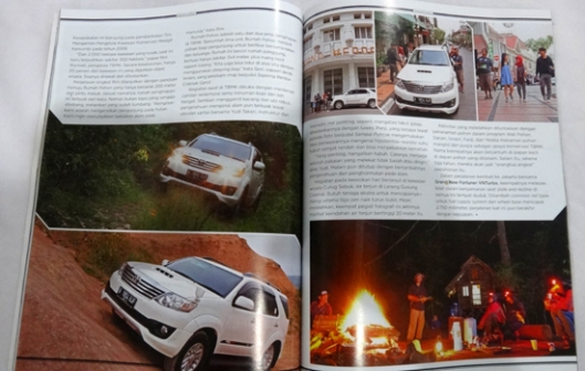 On NG Traveler Indonesia Magazine