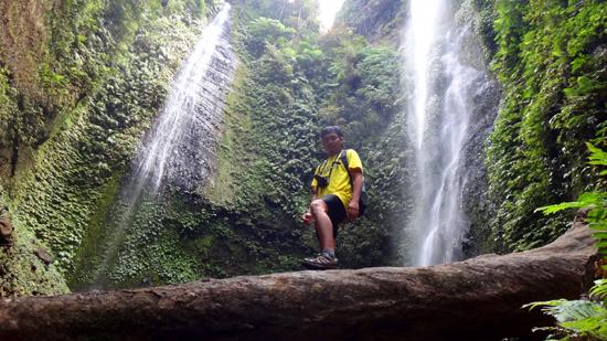 Air Terjun Kembar Murusobe, Nusa Tenggara Timur