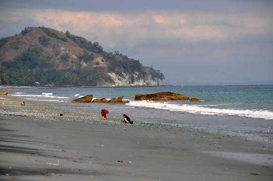 Pantai Batu Hijau, Nusa Tenggara Timur, Flores