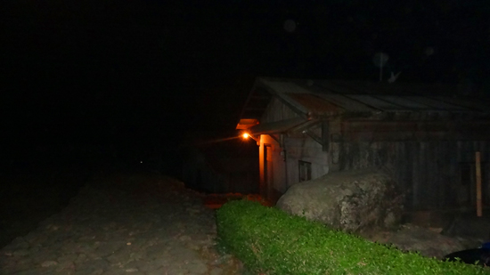 wisata malam (horor) kampung tradisional Pu'u