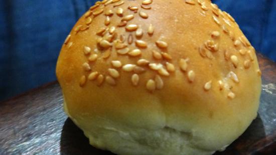 roti kompiang khas Ruteng