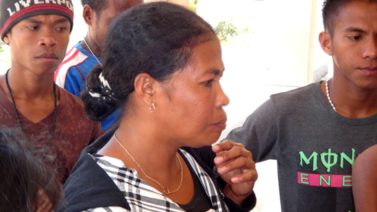 Rosalina Perez  - 17 tahun tidak pulang