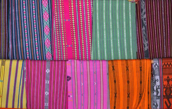 Tais - kain tradisional Timor Leste